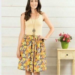 NWOT Matilda Jane Summer Sunset Dress
